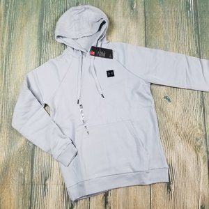New UNDER ARMOUR cold gear fleece lined hoodie